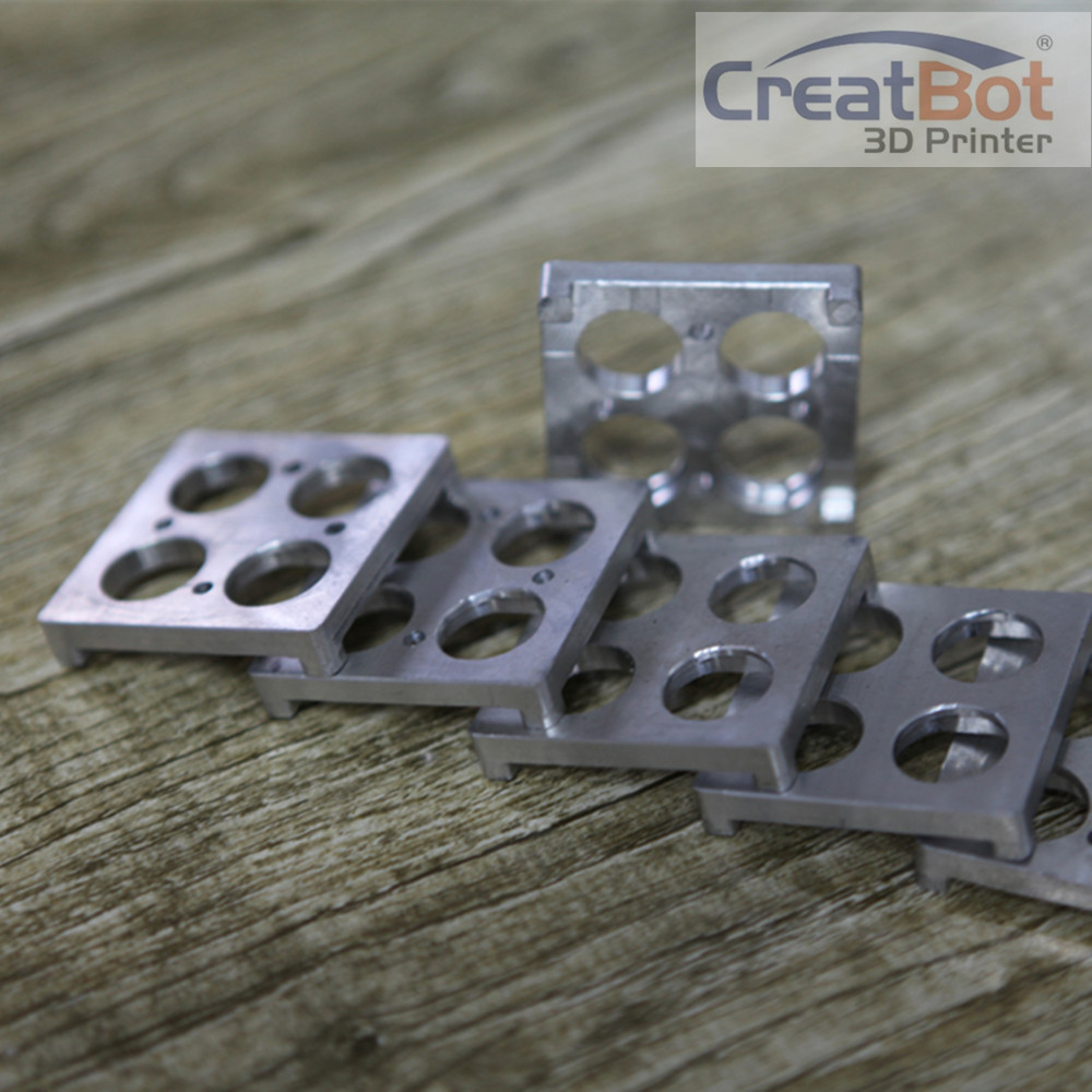 ( 5 pcs/ lot) peek holder for 3D Printer FDM Desktop Accessory CreatBot Professional/Portable/Engineer available machinery