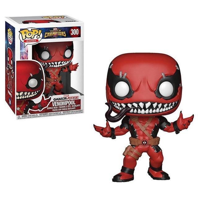 Funko Pop Contest Of Champions Venom Deadpool Marvel Avengers