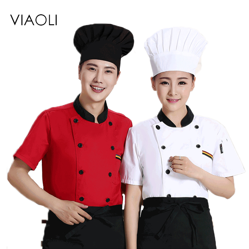 1Pcs Cook Adjustable Men Kitchen Baker Chef Elastic  Comfortable Cooking Cafe Restaurant Working Cap Chef Plaid Stripe Plain Hat