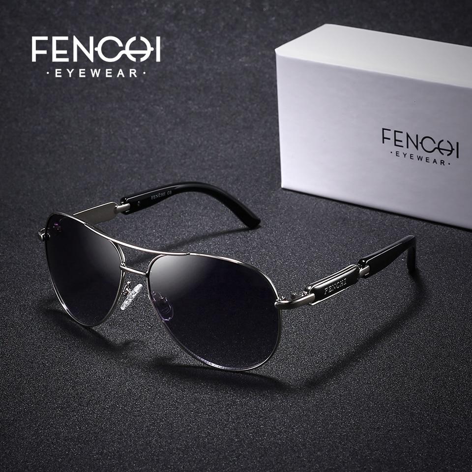 FENCHI Polarized Sunglasses Women Vintage Brand Glasses Driving Pilot Pink Mirror sunglasses Men ladies oculos de sol feminino 3