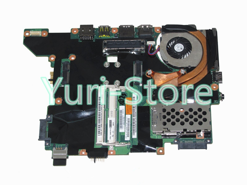 NOKOTION For Lenovo thinkpad T410S mainboard FRU 04W1912 04W0321 i5-560M cpu onboard DDR3 SLGZV QS57NOKOTION For Lenovo thinkpad T410S mainboard FRU 04W1912 04W0321 i5-560M cpu onboard DDR3 SLGZV QS57