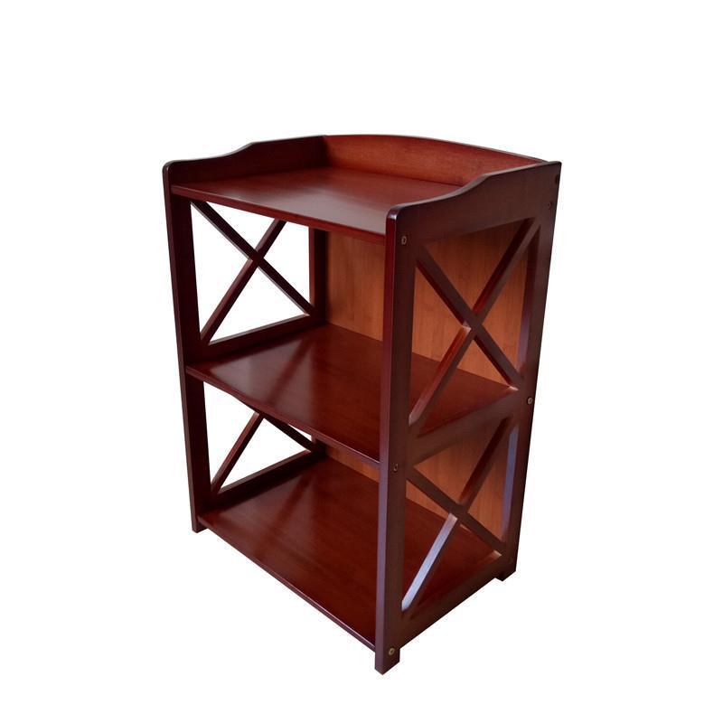 floor bookshelf living room lockers wooden bookcase simple Shelves racks