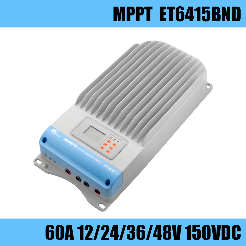 ET6415BND MPPT 60A 150V solar charge controller new generation industrial grade for solar home system, solar power station original for molykote g8010 g 8010 fuser grease fuser oil silicone grease for hp p4015 4250 4345 p4515 m601 m602 m603 hl5445