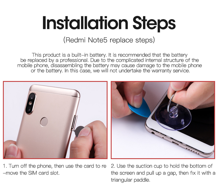 Battery For Xiaomi Redmi Note 5 (12)