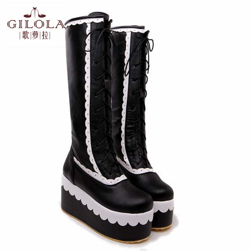 Online Get Cheap Girl Knee High Boots -Aliexpress.com | Alibaba Group
