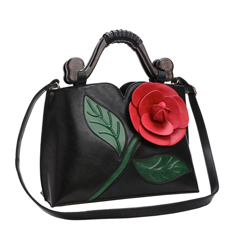 bolsa de ombro flores do Tipo de Item : Bolsas