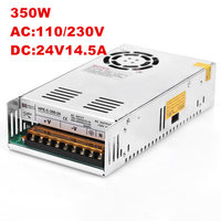 Industrial grade power DC 5V 7.5V 12V 13.5V 15V 24V 27V 36V 48V 350W 400W Switching Power Supply Source Transformer AC DC SMPS