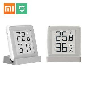 Image 1 - Xiaomi Mijia Indoor Hygrometer Digitale Thermometer Weerstation Smart Elektronische Temperatuur Vochtigheid Sensor Vochtmeter