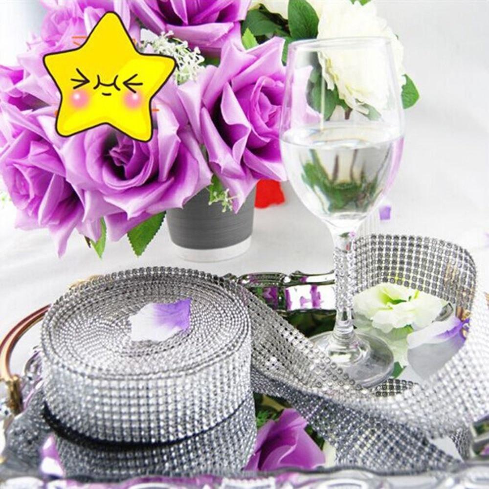 Vestido de fiesta de lujo Wrap Decoration Dropshipping 24 Filas / Set - Para fiestas y celebraciones