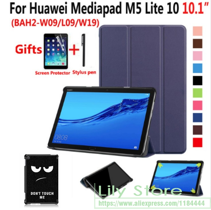 3In1 For Huawei Mediapad M5 Lite 10 Case BAH2-W19/L09/W09 10.1