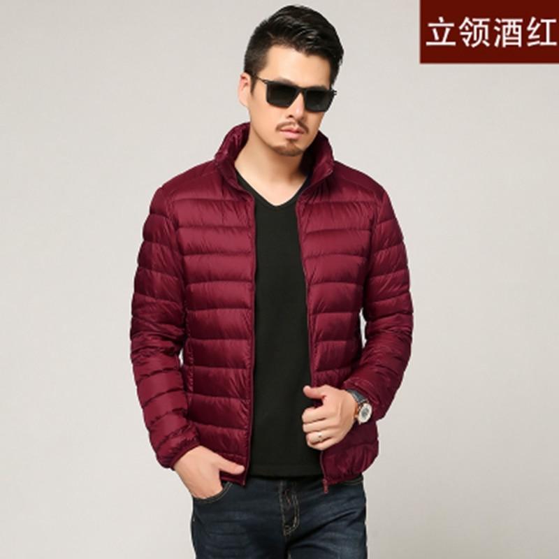 b9bb0db4ea8 Men s Clothing Coats  35% OFF!! New Autumn Winter Man Duck Down ...