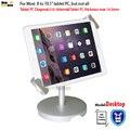 Universal Tablet Suporte para 8-10 polegada tablet pc suporte de segurança holder para ipad 2 3 4 air samsung desktop display apoio