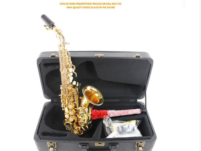 France SELMER 802 B flat tenor sax wind instrument Children elbow bend treble saxophone selmer of france b flat tenor sax instruments shipping professional performance suitable for beginners