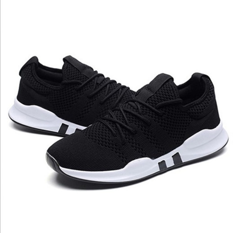 Summer light breathable wild casual men's shoes increased mesh large - Men's Shoes - Photo 1