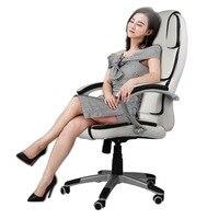 Регулируемые эргономичные офисные кресла высокой спинкой из искусственной кожи поворотных мягкая подлокотник Спорт гоночная игра компьют