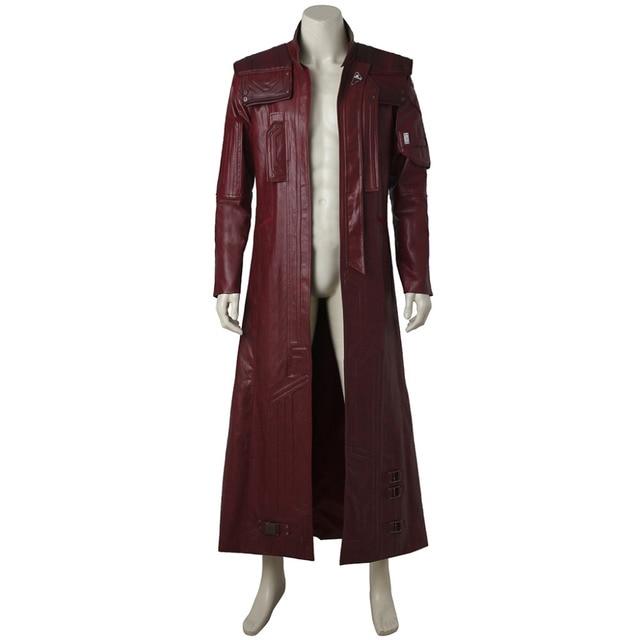 En Star Peter Quill Costumes Gardiens La Seigneur Galaxie Manteau De TqtZCwxRz