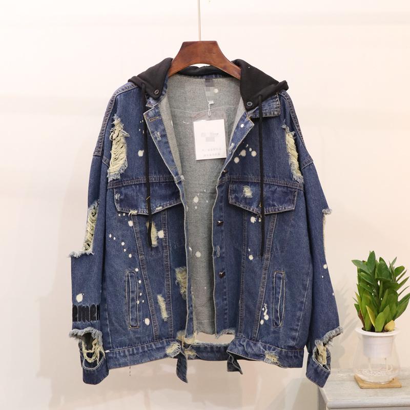 Jacket Women Jeans Coat 2