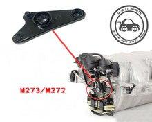 Coletor de admissão de Ar Flap suporte para Mercedes Benz Reparação colector De Admissão Runner M272 M273W251 R280 R300 R320 R350 R400 R500 R63