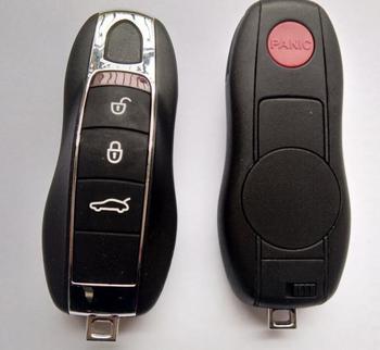 chiave telecomando per Porsche Cayenne Panamera Fob Key Cover