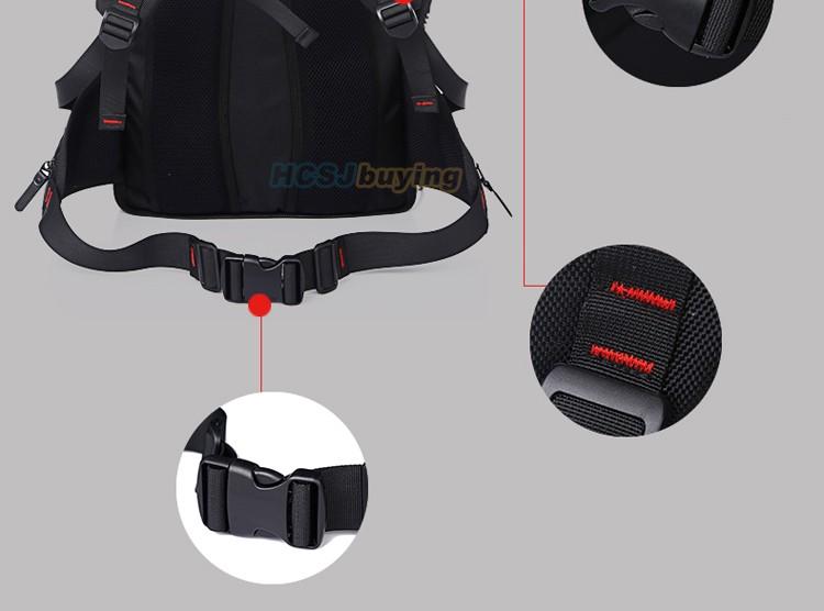 KAKA Men Backpack Travel Bag Large Capacity Versatile Utility Mountaineering Multifunctional Waterproof Backpack Luggage Bag 20