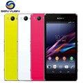 "Original Unlocked Sony Xperia Z1 Compact D5503 Mobile Phone 4.3"" 3G& 4G Quad-Core 20.7MP WIFI GPS 16GB ROM z1 mini cell phone"