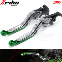 For Kawasaki Z900 2017 2018 Z900RS 2018 18 Motorcycle Aluminum Brake Levers Adjustable Folding Bike Extensible