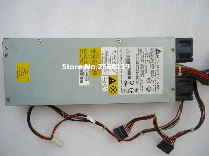 Power supply for DL140G3 TDPS-650CB A 440207-001 409841-002 650W working well power supply for tdps 1760ab b 1755w well tested working
