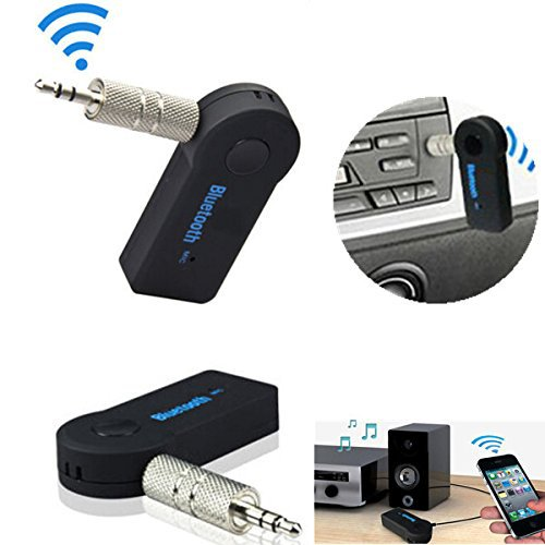 Wireless Bluetooth Car Kit MP3 Player FM Transmitter 3.5mm AUX Audio Stereo Modulator Music Home