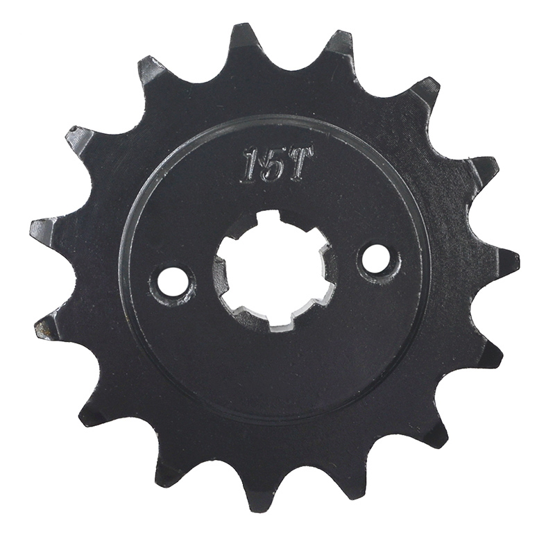 Image 3 - Motorcycle Chain 520 Front Sprocket 13T 14T 15T For Yamaha YFS200 Blaster 1989 2006 TTR230 2005 2006 YFS 200 TTR 230Sprockets   -