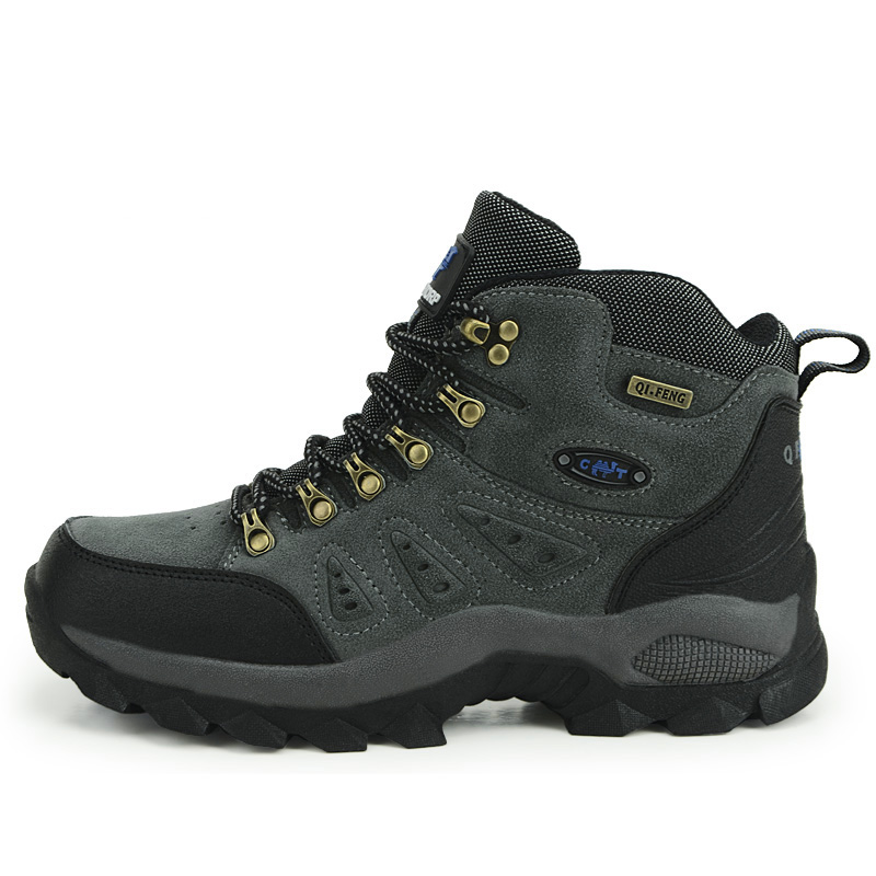 Hiking Shoes Women Climbing Sneakers Mountain Sport Boots Men Waterproof Outdoor