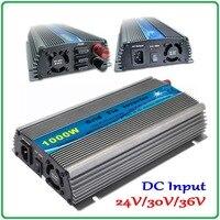 Vender Inversor MPPT de conexión de red de 1000 W 20 45VDC a AC190 260V o 90