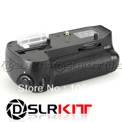Meike Vertical Battery Grip Holder for Nikon D7100 replace MB-D15 as EN-EL15 meike mk d800 mb d12 battery grip for nikon d800 d810 2 x en el15 dual charger