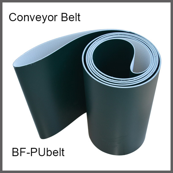 Customized PVC PU Belt / Industrial Heat Resistant Rubber Belt / Factory Conveyor Belt / Teflon Mesh Strap