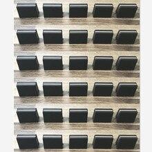 30 pçs/lote canais crossfader potenciômetro, botão para pioneer DJM 250 350 400 600 700 800 misturador cor preta