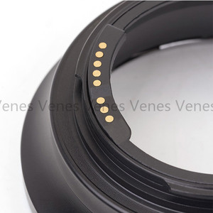 Image 3 - Venes Suit For Mamiya 645 Lens to Canon EOS Camera GE 1 AF Confirm Lens Mount Adapter