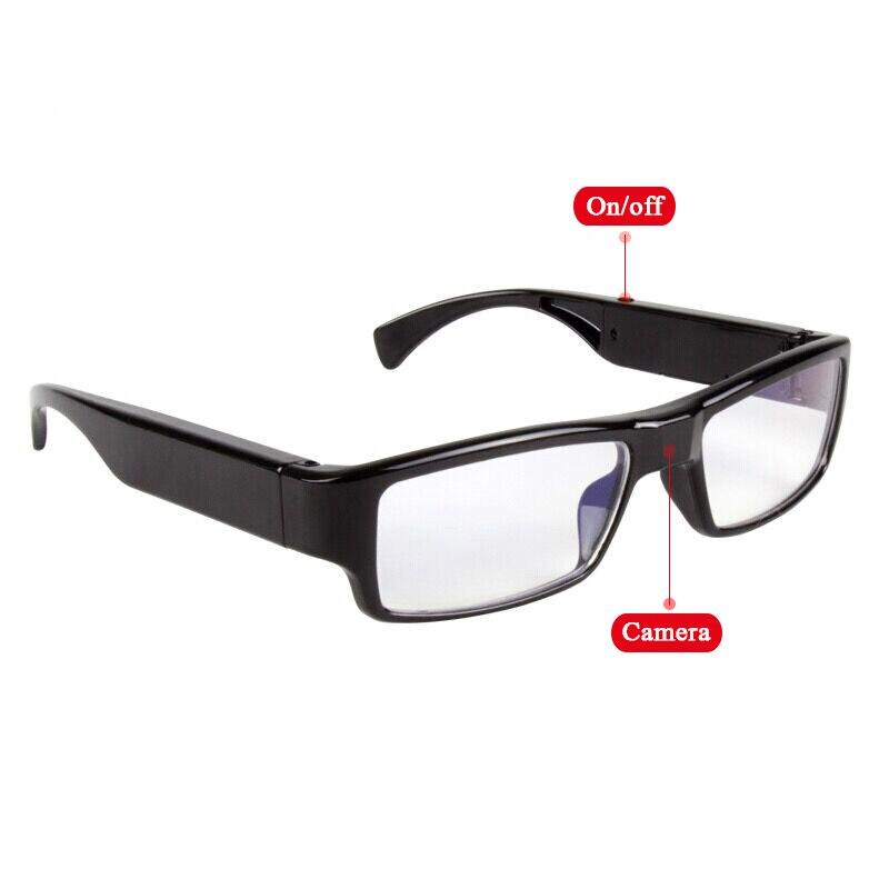 2018 1080 P HD Smart очки мини без отверстия видео камеры мини-видео записи Модные видео стекло для Спорт на открытом воздухе рекордер