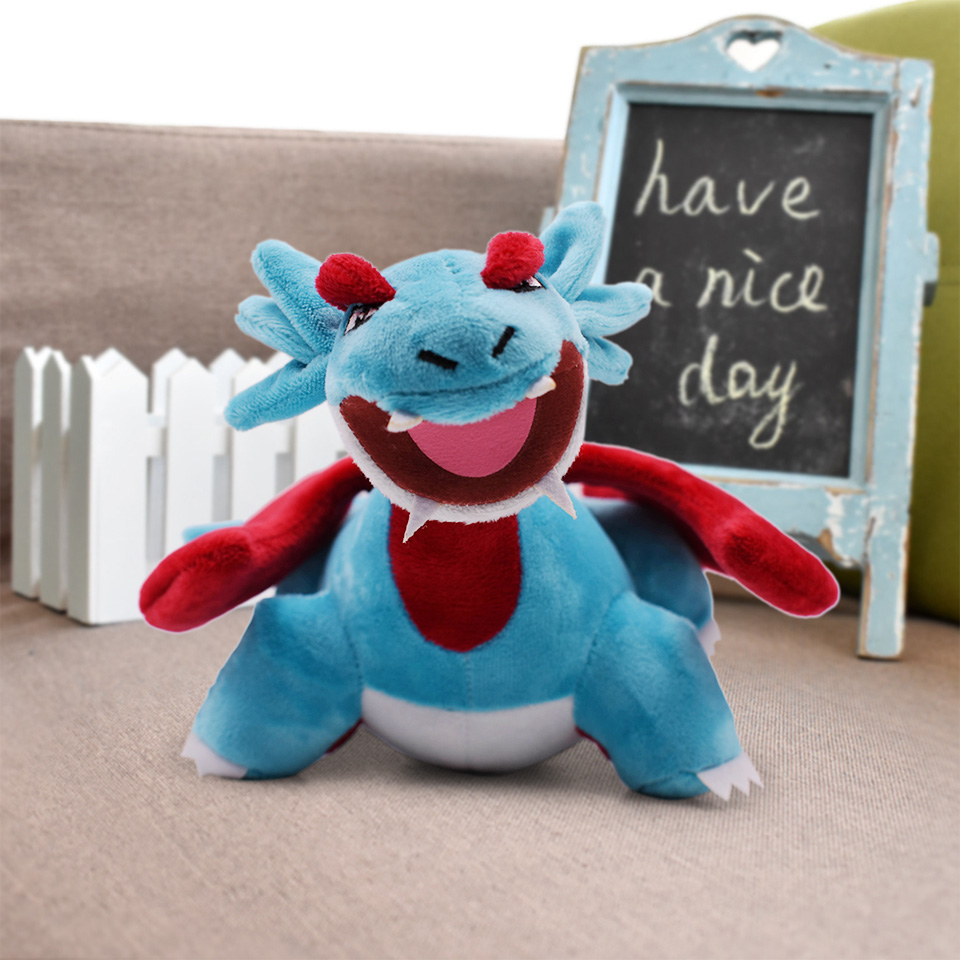 29cm 12 Salamence Plush Toys Stuffed Doll Soft Toy For Children Stuffed Animals Japanese Anime Pluche Knuffels Kids Gift29cm 12 Salamence Plush Toys Stuffed Doll Soft Toy For Children Stuffed Animals Japanese Anime Pluche Knuffels Kids Gift