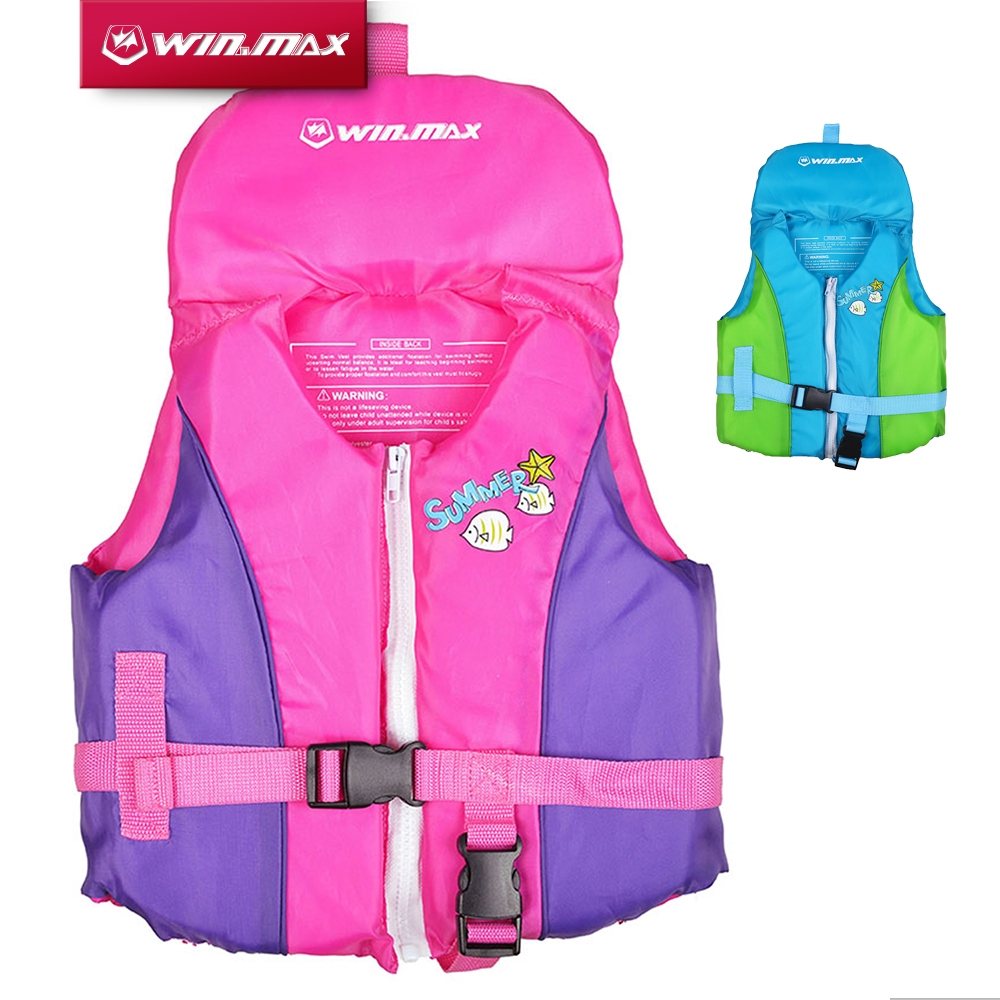 WINMAX New Arrival Summer Swimming life vest Children's inflatable swimming vest / bathing suit /Swimming Jacket for Kid