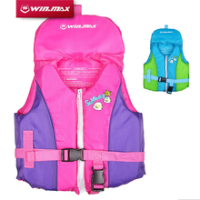 2015 New WINMAX  Summer Swimming life vest Childrens inflatable swimming / bathing suit /Swimming Jacket