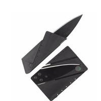Razor Pare Peeler Peel Sharp Fold Credit Card Camp Hike Outdoor Knife Blade Cutter Open Opener