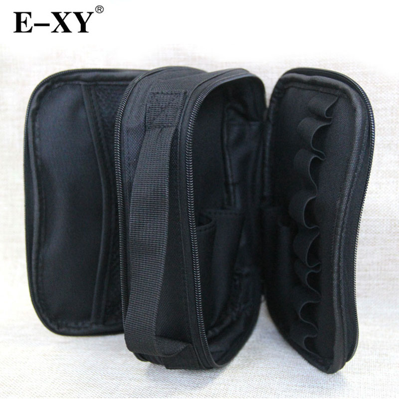 E-XY Double-deck Vape Pocket Vapor Tool Kit per RTA RBA RDA Mods Strumenti fai da te CarryBag Custodia Vape Pocket fashion