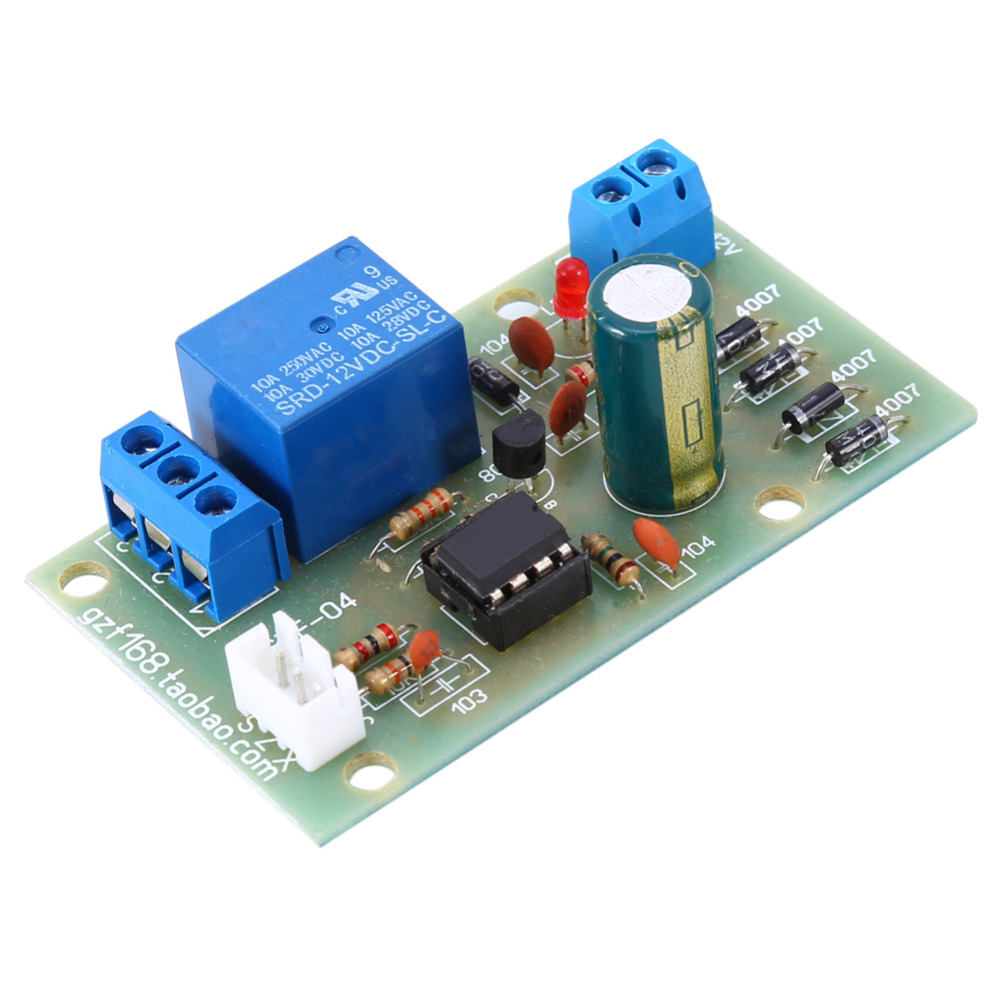 1 Pcsa Liquid Level Controller Sensor Module Water Detection Getfreereading Control Circuit 12v Diy Kits Wholesale