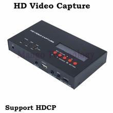 2016 ezcap283 ypbpr enregistreur boîte avec enregistrement programmé 1080 p hdmi jeu capture pour xbox one/360 ps3 hd vidéo capture