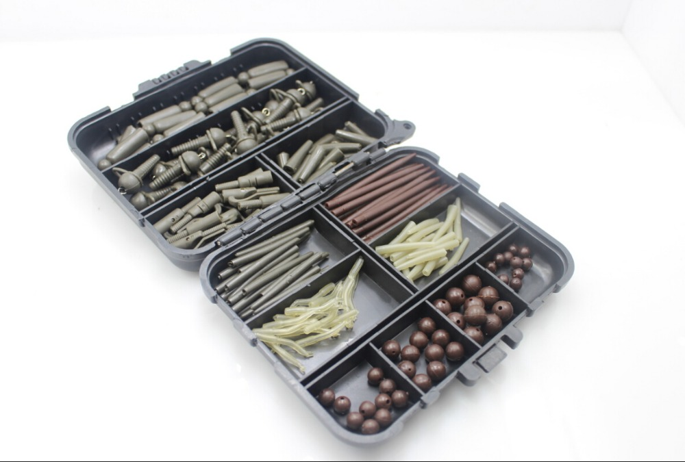 1set assorted carp fishing accessories with fishing tackle box for rig set/ safty lead clips rig tubes antitangle sleeves-in Fishing Lures from Sports ...  sc 1 st  AliExpress.com & 1set assorted carp fishing accessories with fishing tackle box for ... Aboutintivar.Com