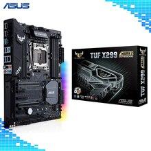 Asus TUF X299 Mark 2 Desktop Motherboard Intel X299 LGA 2066 Socket main board