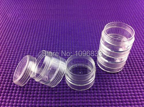 Sticlă de sticlă 10G într-o singură bucată, jgheab, bidoane - Instrumente pentru îngrijirea pielii