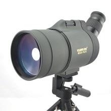 Visionking 25-75x70 водонепроницаемый MAK Zoom Зрительная труба для наблюдения за птицами дальняя мишень для съемки Зрительная труба со штативом