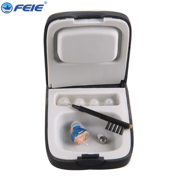 promotional !micro ear  hearing aid cic ear hearing aid sound amplifier S-10B drop shipping