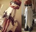 Western formal gown vestidos de coctel boat neck off shoulder appliques lace Cocktail Dress Party Gowns Prom dress gowns