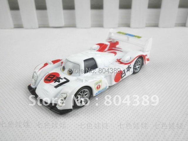 100% original--Shu Todoroki  Pixar Cars diecast figure TOY New # 70 free shipping